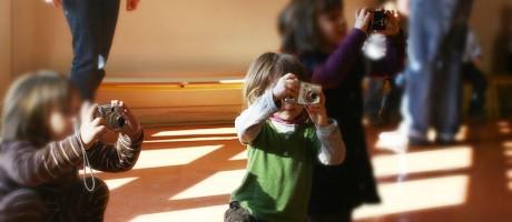 Intervention photo en milieu scolaire : Maternelle – je photographie et me repère dans mon environnement