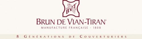 Manufacture Brun de Vian Tiran – depuis 1808